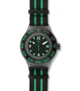 SWATCH DEEP TURTLE