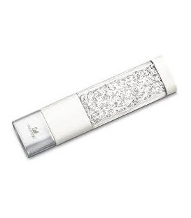 Crystaline dispositivo usb white pearl.