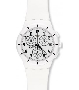 Reloj Swatch Twice Again White