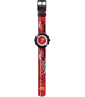 Reloj Flik Flak  Disney Cars Lighting McQueen 95