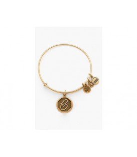 Pulsera Alex and Ani Letra C Oro