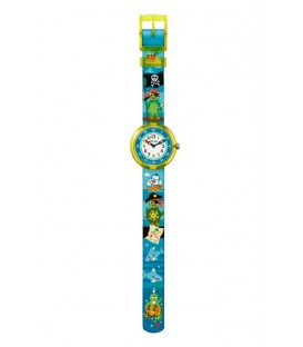 Reloj Flik Flak Parrot of the Sea