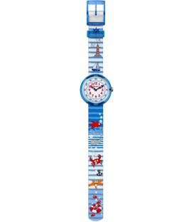 Reloj Flik Flak Water Stripes