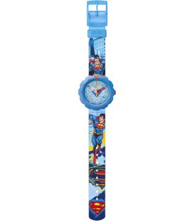 Reloj Flik Flak Superman's Back In Town