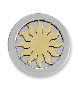 Moneda 3D sun L