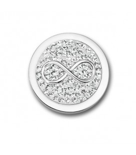 Moneda infinito white S