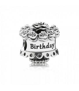 Abalorio Pandora Cumpleaños Feliz