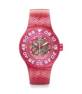 Reloj Swatch Deep Berry