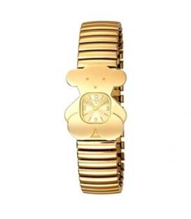 Reloj Tous Flex dorado