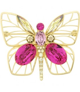 Broche Swarovski Bloom