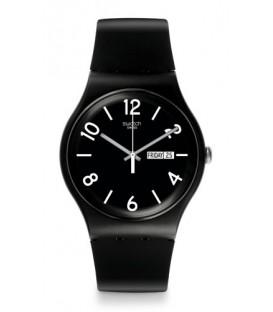 Reloj Swatch Backup Black