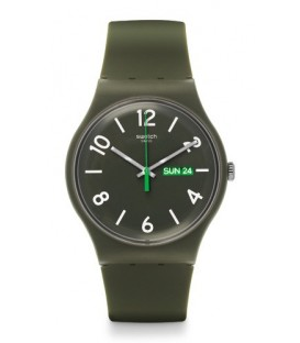 Reloj Swatch Backup Green