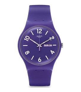 Reloj Swatch Backup Purple
