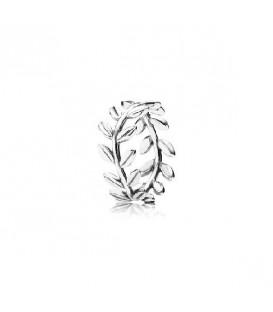 anillo pandora corona laurel