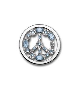 Moneda peace ice blue L