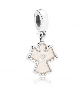 Abalorio Pandora angel esmaltado