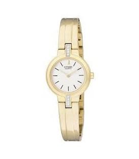 Reloj Citizen Dorado Mujer Circonitas