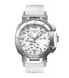 Reloj Tissot T-Race Quartz Blanco
