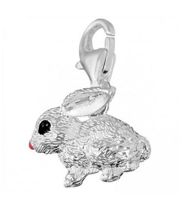 abalorio pandora conejo