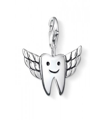 abalorio pandora diente
