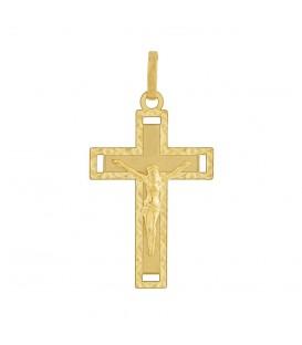Crúz de oro de 1ª comunión