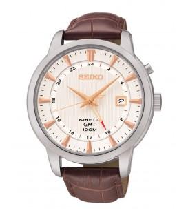 Reloj Seiko Neo Sport GMT Kinetic