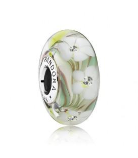 Abalorio Pandora Charm Flores Silvestres