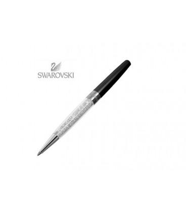 Bolígrafo Swarovski Crystalline Stardust Negro