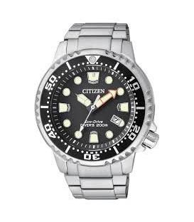 Reloj Eco Drive CITIZEN Diver 200 m Brazalete de acero