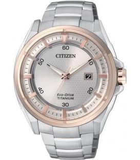 Reloj Citizen aw1404-51a titanio hombre