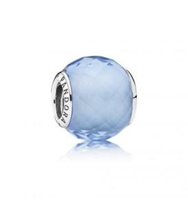 Abalorio Pandora Faceteado Azul 791499SBQ