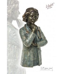 Escultura Doctora