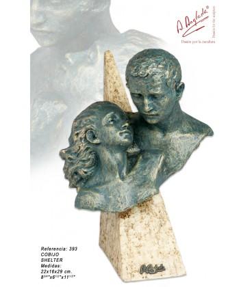 Escultura Cobijo