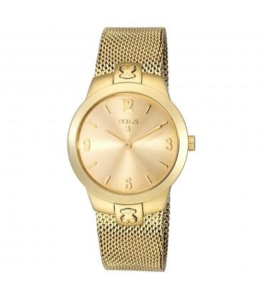 Reloj Tous T-Mesh dorado