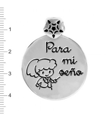 Medalla Para mi seño