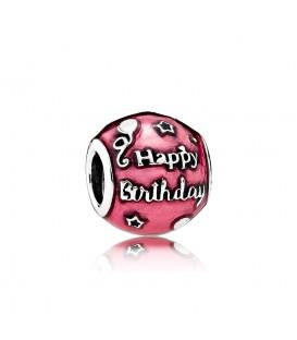 Abalorio Pandora Feliz Cumpleaños