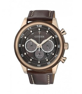 Reloj Citizen Eco Drive Metropolitan Crono