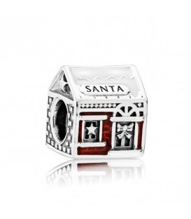 Abalorio Pandora la casa de Santa