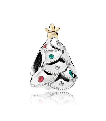 Abalorio Pandora árbol de navidad