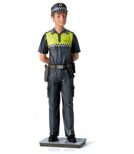 Figura policía local