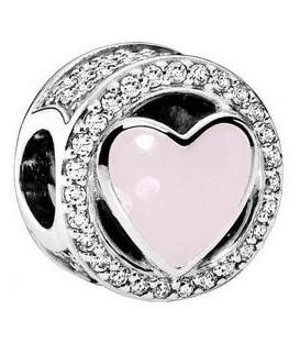 Abalorio Pandora amor maravilloso rosa