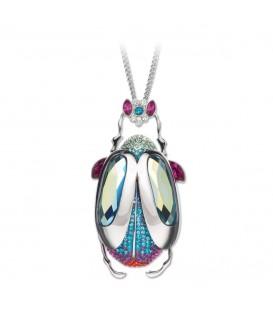 Colgante Swarovski Escarabajo