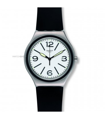 Reloj Swatch Noir du soir