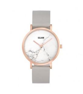 Reloj Cluse La roche de oro rosa mármol