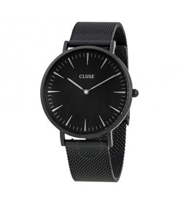 Reloj Cluse La Bohème Mesh Black
