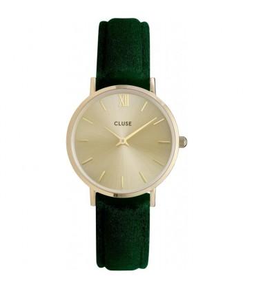 Reloj Cluse Minuit Gold