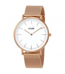 Reloj Cluse La Bohème Mesh Rose Gold