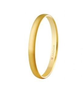 Alianza boda oro media caña