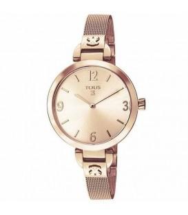 Reloj Tous Bohème Mini de acero rosado