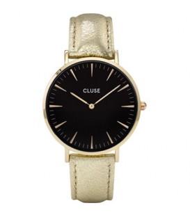 Reloj Cluse la Bohème Gold Black/ Gold Metallic